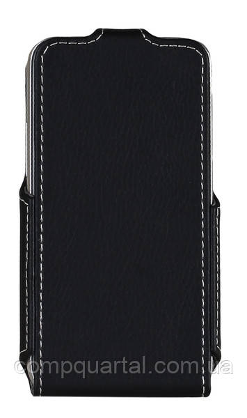 Чохол для смартфона Red Point Samsung J120 Galaxy J1 - Flip case Black (ФК.72.З.01.23.000)
