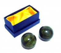 Массажные шары из нефрита