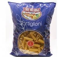 Итальянские макароны Tre Mulini Tortiglioni 1кг