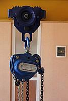 Механизм перемещения, вагонетка (без привода, холостая) 5 тонн