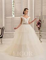 Свадебное платье 16-596