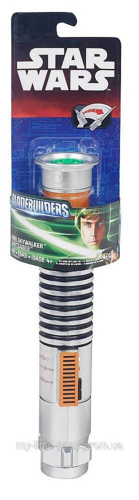 Раздвижной меч Звездных войн Люка Скайуокера Star Wars Hasbro