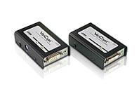 VE600A DVI + Звук удлинитель / усилитель видеосигнала / звука