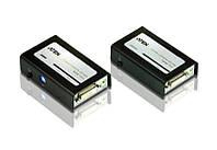 VE602 Удлинитель / усилитель DVI Dual Link с поддержкой звука увеличивает дальность передачи DVI сигнала до 60