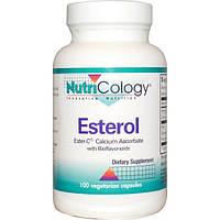 Nutricology, Esterol, 100 вегетарианских капсул