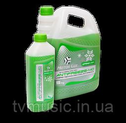 Антифриз Motor Lux -32 С зеленый 10 кг