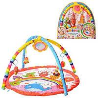 Функциональная развивающая игрушка - коврик для младенца.