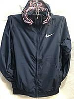 Куртка мужская лого ветровка опт