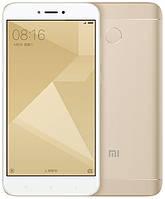 Смартфон Xiaomi Redmi 4x 2/16GB Gold 3 месяца гарантии