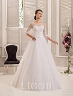 Свадебное платье 16-599