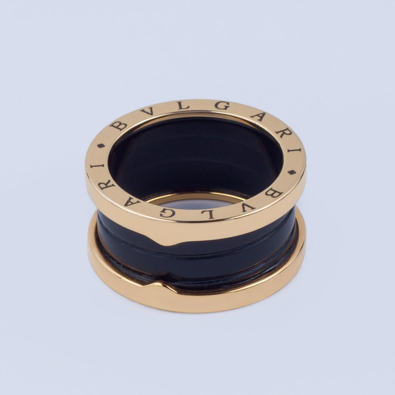 Кольцо в стиле Bvlgari