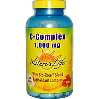 Natures Life, С-комплекс, 250 таблеток
