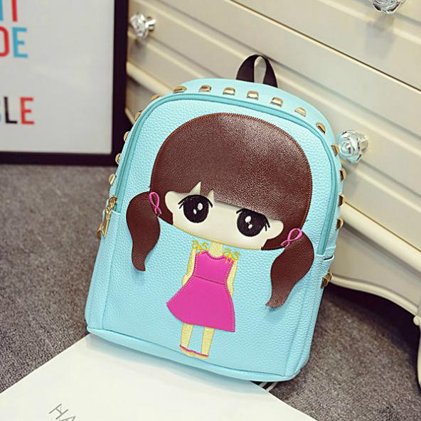 Маленький рюкзак для девушки