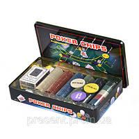 Покерный набор на 300 фишек