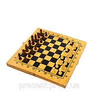 Шахматы шашки нарды, деревянные