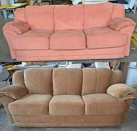 Обивка и ремонт мягкой мебели