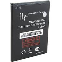 Акумулятор BL4027 FLY IQ4410 Quad Phoenix (1800mAh) Original