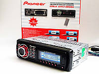 Автомагнитола Pioneer 1128 Usb+Sd+Fm+Aux+ пульт, фото 1