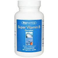 Allergy Research Group, Комплекс супер витамина B, 120 растительных капсул