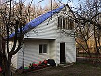 Каркасно-щитовой (сборной) дом