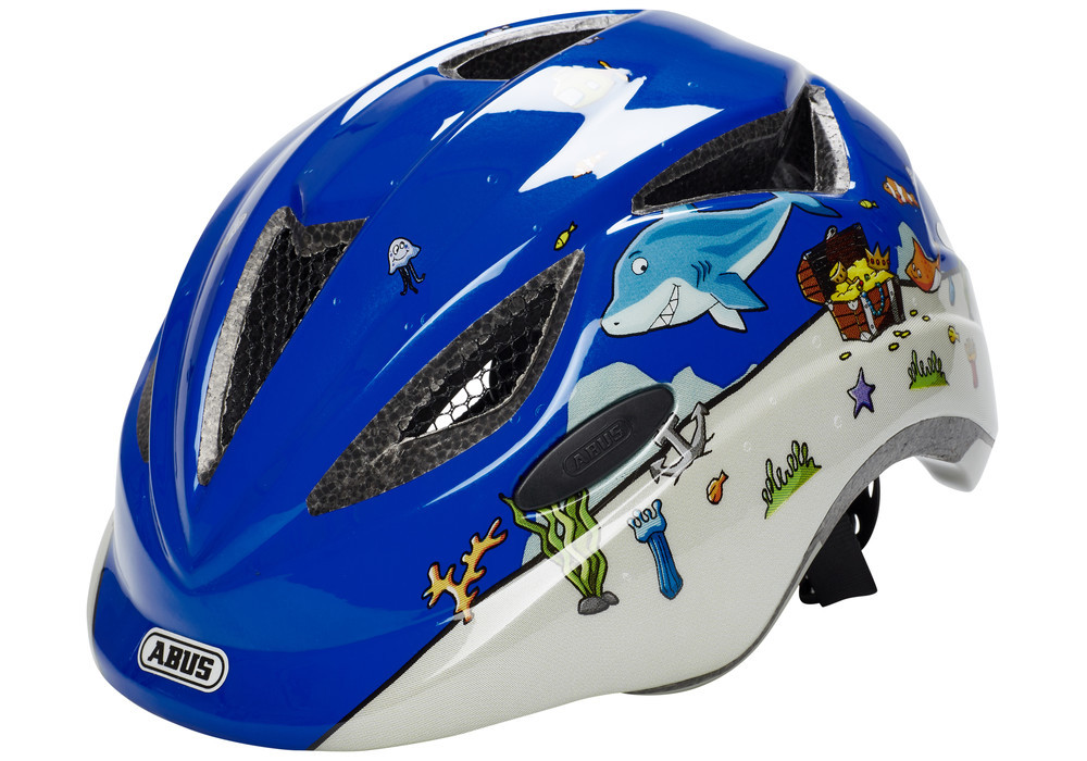 Велошлем  детский ABUS ANUKY Diver (S)