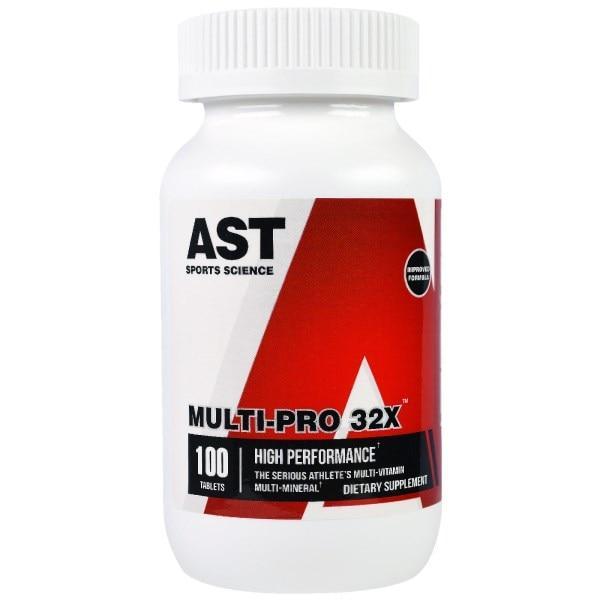 AST Sports Science, Multi PRO 32X, 100 таблеток