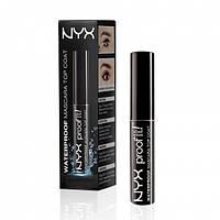 Водостойкое покрытие для ресниц - NYX Proof It! Waterproof Mascara Top Coat