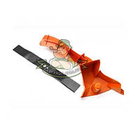 Нож + мульчирующая вставка для Husqvarna LC 353V/353VI ( BioClip комплект)