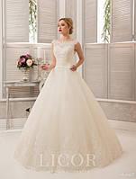 Свадебное платье 16-607
