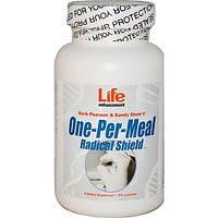 Life Enhancement, Щит от радикалов при каждом приеме пищи, 84 капсулы