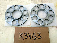 Сепаратор гидронасоса K3V63 экскаватора JCB JC130, JS160