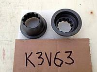 Сферическая втулка гидронасоса K3V63 экскаватора JCB JC130, JS160