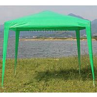 Шатер 3х3 метра (ярко-зеленый), фото 1