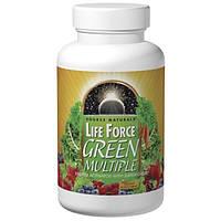 Source Naturals, Сила жизни, растительные компоненты, 180 таблеток