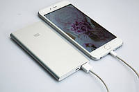 100 % Original Портативное зарядное устройство Xiaomi PowerBank 1USB/2A  5000 mAh