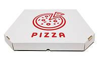 Коробка для пиццы c рисунком Pizza 400Х400Х40  мм