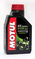 Motul 5100 4T 10W-40 моторное мото масло - 1 литр.