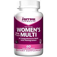 Jarrow Formulas, Мультивитамины для женщин, 60 таблеток