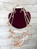Брендовая женская бижутерия колье цепочки