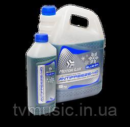 Антифриз Motor Lux -32 С синий 10 кг
