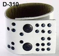Браслет из натуральной кожи D310