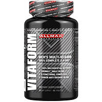 ALLMAX Nutrition, Vitaform, Complete Men's Multi-Vitamin & Minerals, 60 Tablets