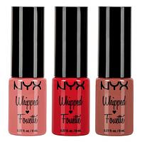 Блеск для губ и жидкие румяна - NYX Whipped Lip & Cheek Souffle
