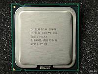 Процессор E8400 Intel Core 2 Duo  3,00 GHZ/6M/1333 + термопаста в ПОДАРОК