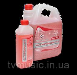 Антифриз Motor Lux -32 С красный 10 кг