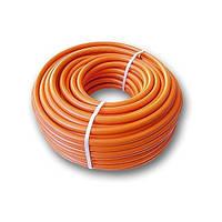 Шланг кислород-газ 8мм Gas hose Orange 50м