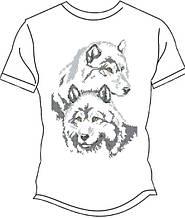 Чоловічі футболки для вишивки