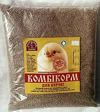 Комбікорм для курчат курей Козацький Шлях 2-6 (1-8 тиждень)