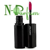 Помада-блеск для губ с эффектом глянцевого сияния Shiseido Lacquer Rouge RD 321 6 мл