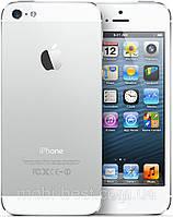 """Китайский iPhone 5S (H5), дисплей 4"""", Wi-Fi, 2 SIM, ТВ. 100% качество! Белый"""